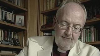 Bishop Wallace Benn