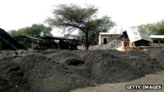 Collum coal mine
