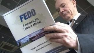 Peter Quinn with Fermanagh report