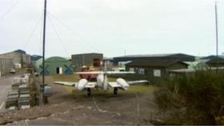 Montrose Air Museum