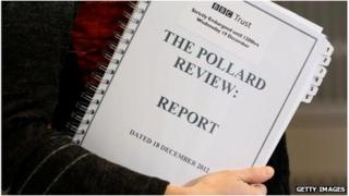 A copy of the Pollard Review