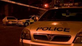 Scene of alert on Cavehill Road