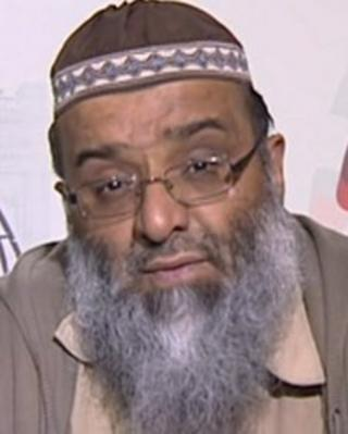 Hanif Dudhwala of the Lancashire Council of Mosques