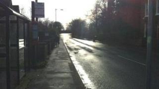 A19 at Fulford near York 2012