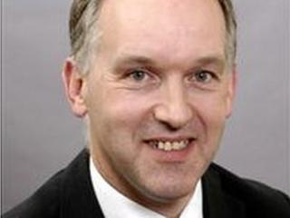 Councillor Roderick Bluh