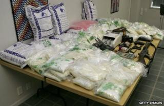 New Zealand drug bust 2006