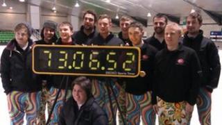 Dumfries Ice Bowl Curling Association