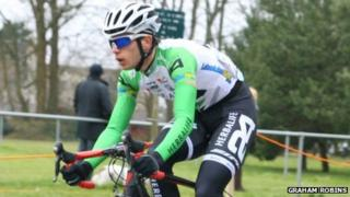 Junior Heffernan. Pic: Graham Robins