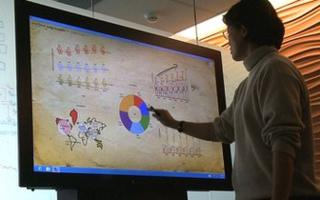 Bongshin Lee and Microsoft's digital canvas