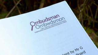 The ombudsman's report