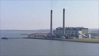 Cockenzie power station