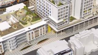 Royal Sussex County Hospital redevelopment