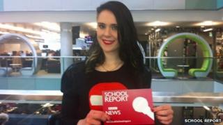 Kate Nash answers School Reporters' questions