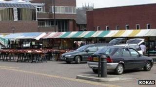 Wellingborough Market