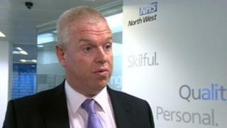 Simon Barber, 5 Boroughs NHS Trust