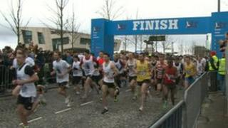 Liverpool half marathon