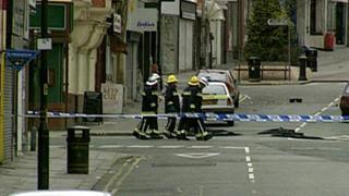 Warrington bomb