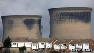 Ferrybridge cooling towers
