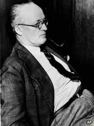 Hugh Walpole in 1934