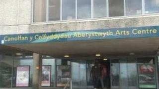 Canolfan y Celfyddydau Aberystwyth