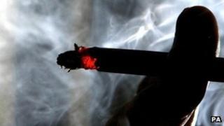 Smoking. File photo