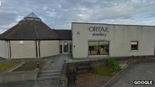 Ortak visitor centre in Kirkwall