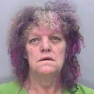 Teresa Wood. Pic: Devon and Cornwall Police