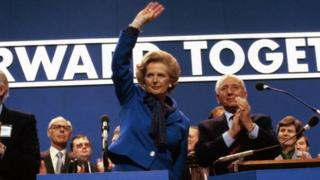 Margaret Thatcher, speaking at the 1980 Tory Party conference