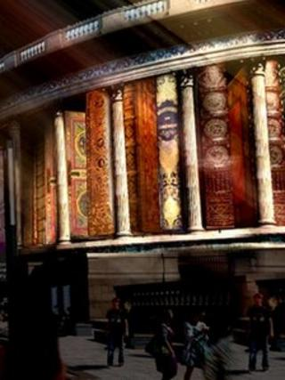 Liverpool's Central Library