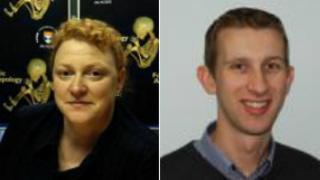 Prof Sue Black and Dr Craig Cunningham