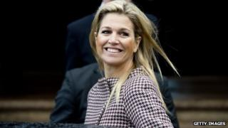 Dutch Princess Maxima