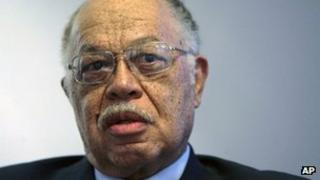 Dr Kermit Gosnell is seen during an interview with the Philadelphia Daily News at his attorney's office in Philadelphia 8 March 2010 photo