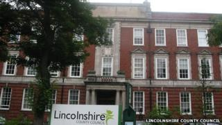 Lincolnshire County Hall