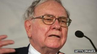 American Billionaire Warren Buffett