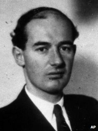File photo: Raoul Wallenberg