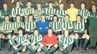 1978 Blyth Spartans squad