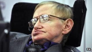 Stephen Hawking (30/04/13)