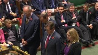 Commons vote on EU