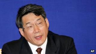 File photo: Liu Tienan