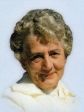 Sadie McQuillan - MLC's grandmother
