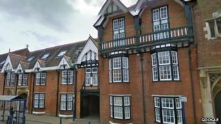 St Francis Boys Home - closed in the mid 1970s and converted into flats