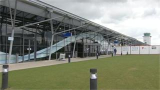Southend Airport terminal