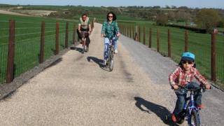North Dorset Trailway extension