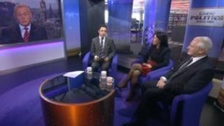BBC Politics Show