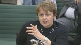 Baroness Grey-Thompson at the select committee hearing