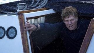 Robert Redford in All Is Lost