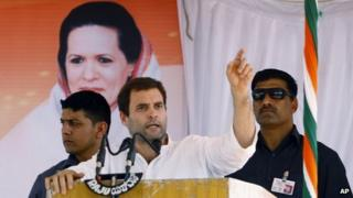 Rahul Gandhi has appealed Congress members to work together for the party