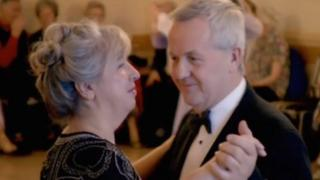 Terri and Stewart Flett