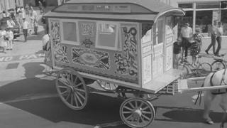 Beatles Sgt Pepper Gypsy Caravan