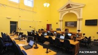 The hyponatraemia inquiry is hearing evidence at Banbridge courthouse